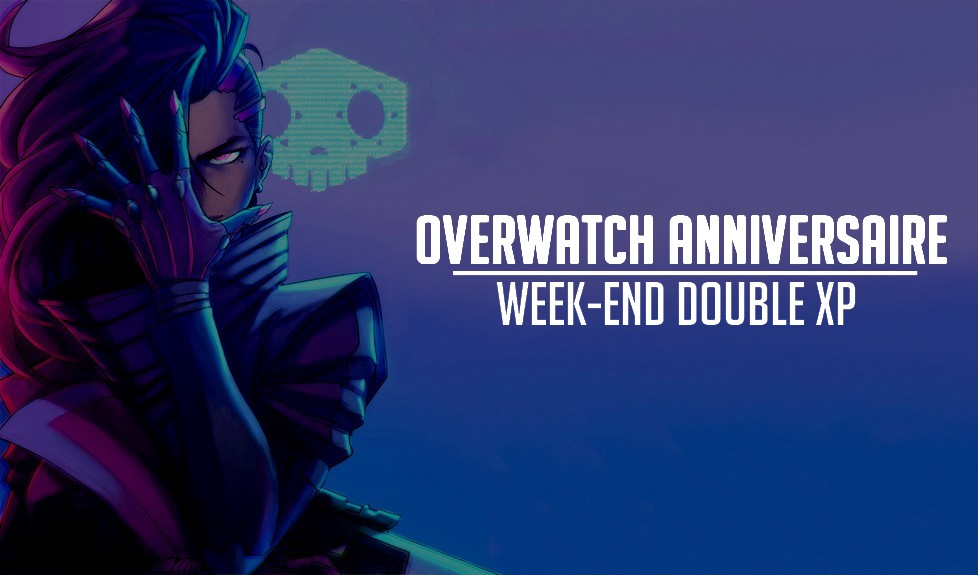 Overwatch – Week-end double XP