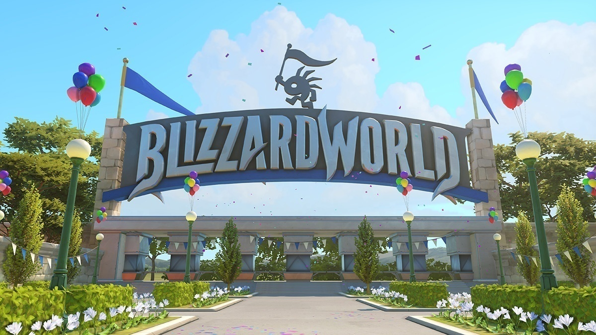 Blizzard World s'invite dans le PTR !