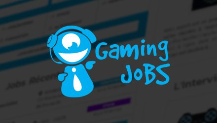 Gaming Jobs a bientôt 1 an !