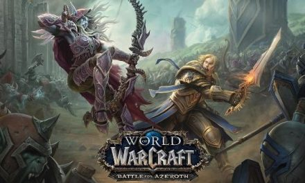 World of Wacraft : Battle For Azeroth