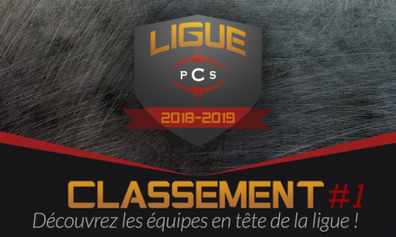 Focus Ligue PCS #1