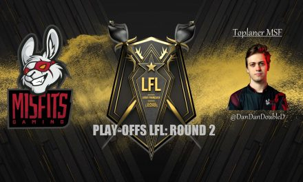 LFL: Round 2 terminé, Misfits continue son ascension !