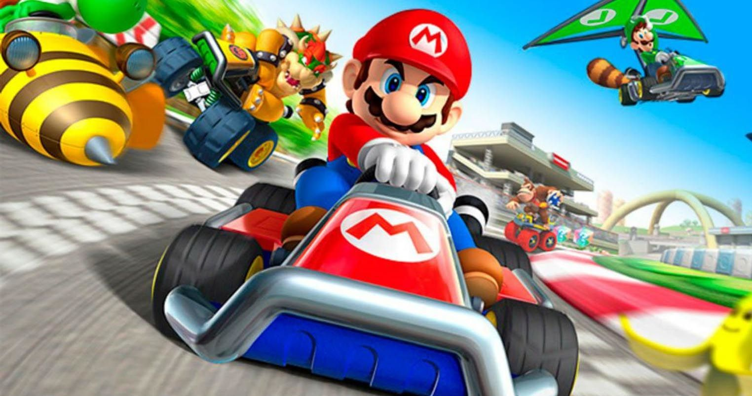 Mario Kart Tour multijoueur BETA!
