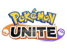 "Logo du jeu sur switch ""Pokémon Unite"""