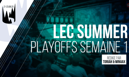 LEC Summer 2020 • Playoffs