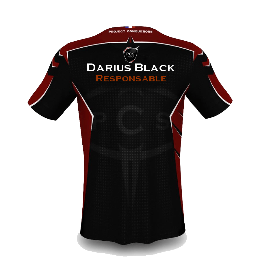 PCS Darius Black