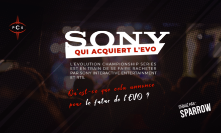 Sony Interactive Entertainment acquiert l'Evo !