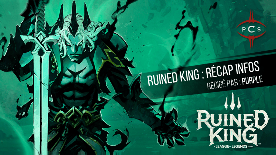 Ruined King : Récap infos